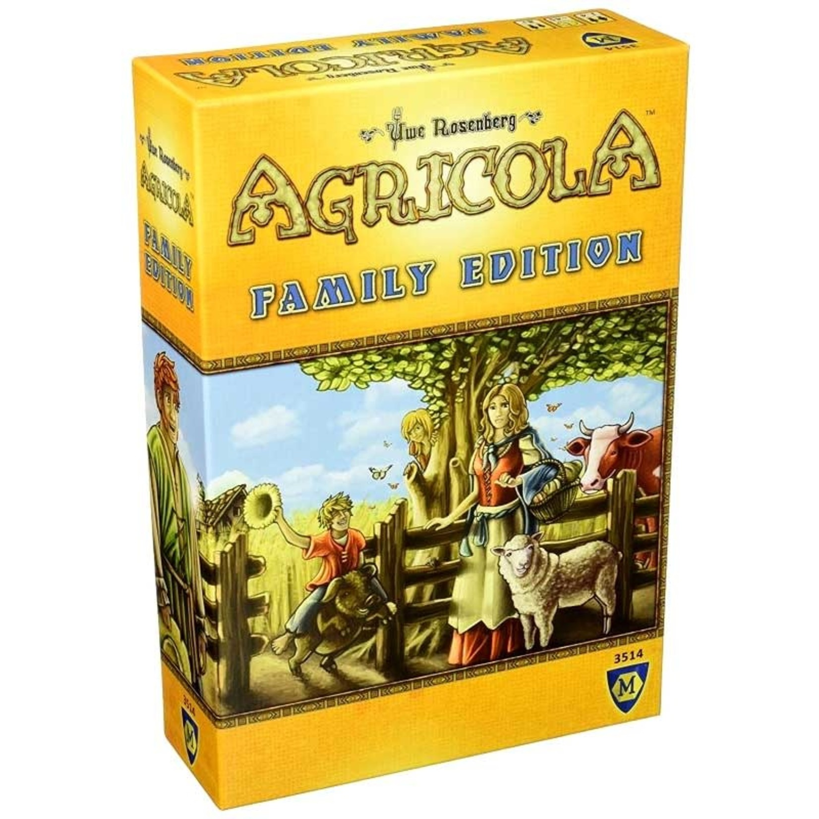 Lookout Games Agricola Family Edition