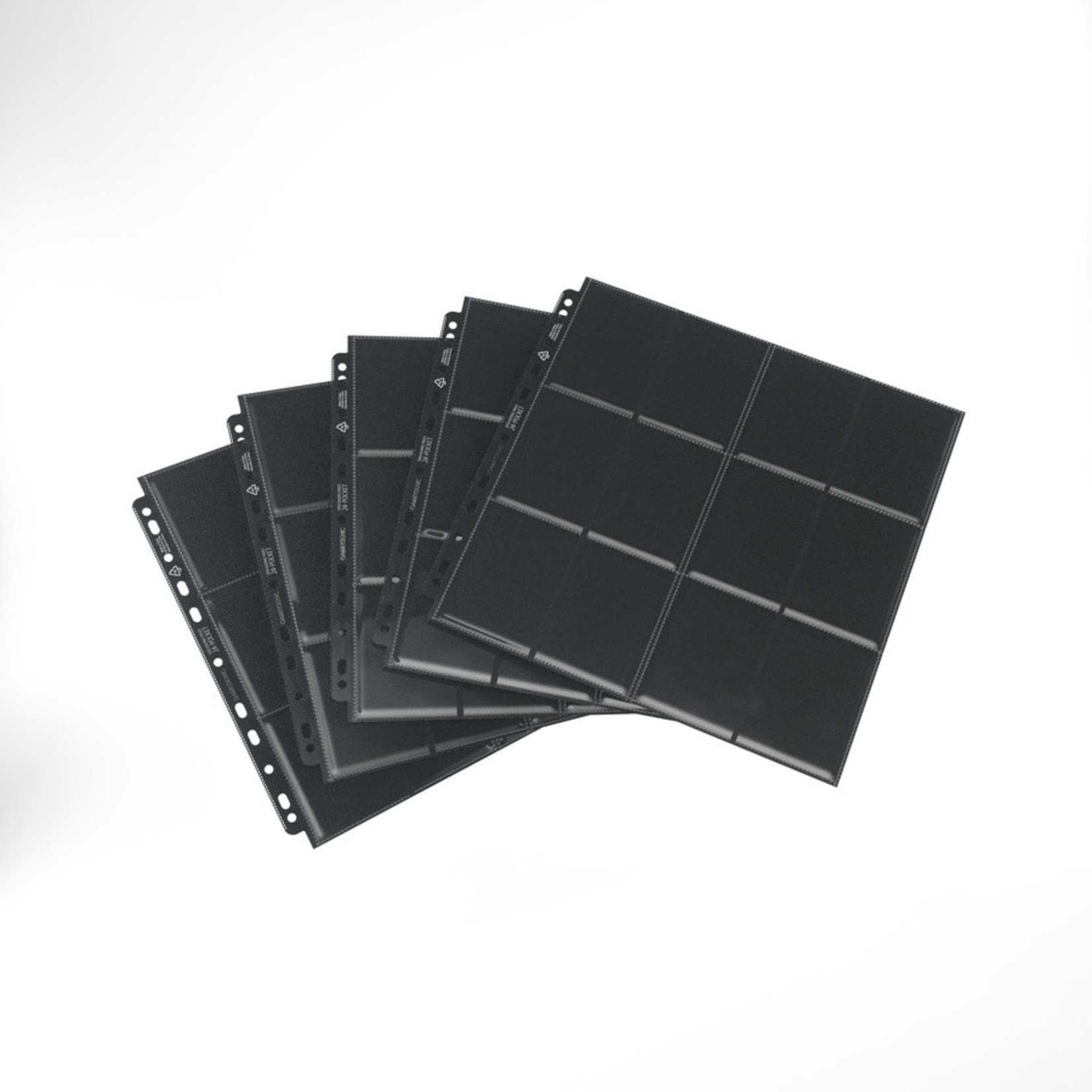 GAMEGEN!C 24-Pocket Sideloading Pages 10 pcs pack