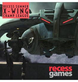 Recess Recess Summer X-Wing Champ League