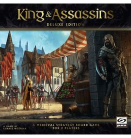 Ares Games SRL King & Assassins Deluxe
