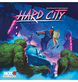 Ares Games SRL Hard City