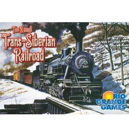 Rio Grande Games Trans-Siberian Railroad