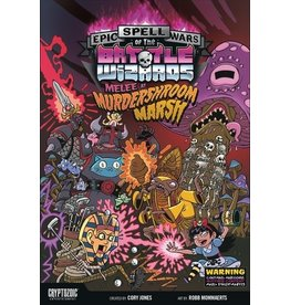 Cryptozoic Entertainment Epic Spell War 3: Melee at Murdershroom Marsh