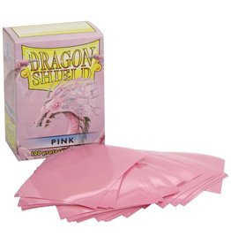 Arcane Tinmen Dragon Shield: PINK Standard: 100 Count