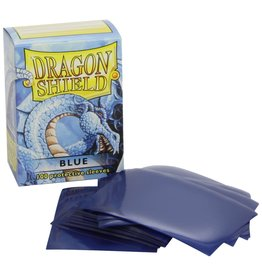 Arcane Tinmen Dragon Shield: BLUE (100)