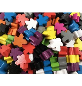 Meeple Source Meeple Standard Colors