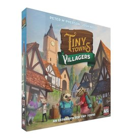 AEG Tiny Towns: Villagers