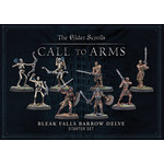 Modiphius Elder Scrolls Call to Arms Bleak Falls Barrow