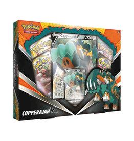 Pokemon USA Pokemon TCG Copperajah V Box