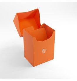 GAMEGEN!C Deck Holder 80+ Orange