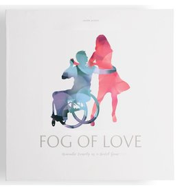 Hush Hush Projects Fog of Love Diversity