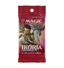 WOTC MTG MTG Ikoria Japanese Lair of Behemoths Draft Booster
