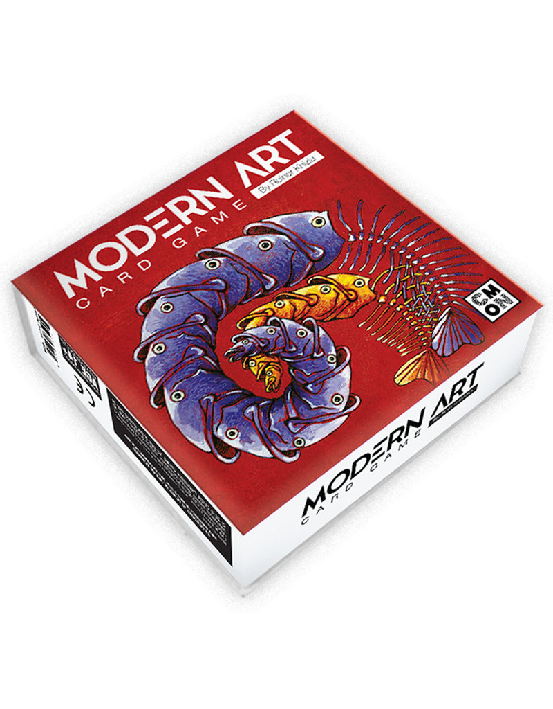 CMON Modern Art The Card Game