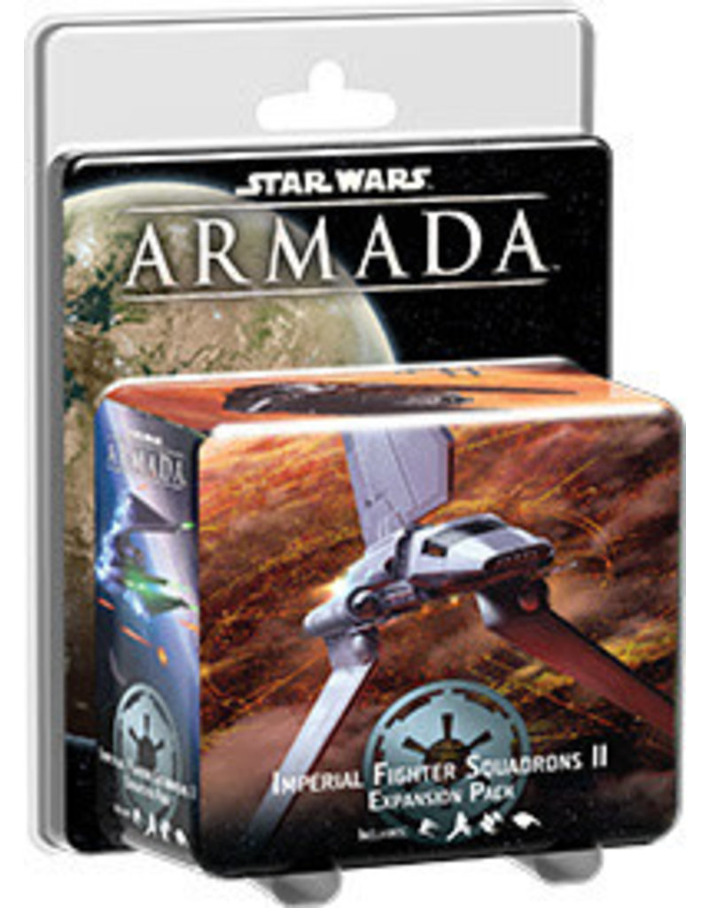Fantasy Flight Games Imperial Fighter Squadrons II SW Armada Expansion Pack
