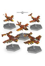 Games Workshop Aeronautica Imperialis Ork Air Waaagh! Dakkajets