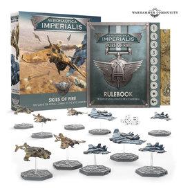 Games Workshop Aeronautica Imperialis Skies of Fire