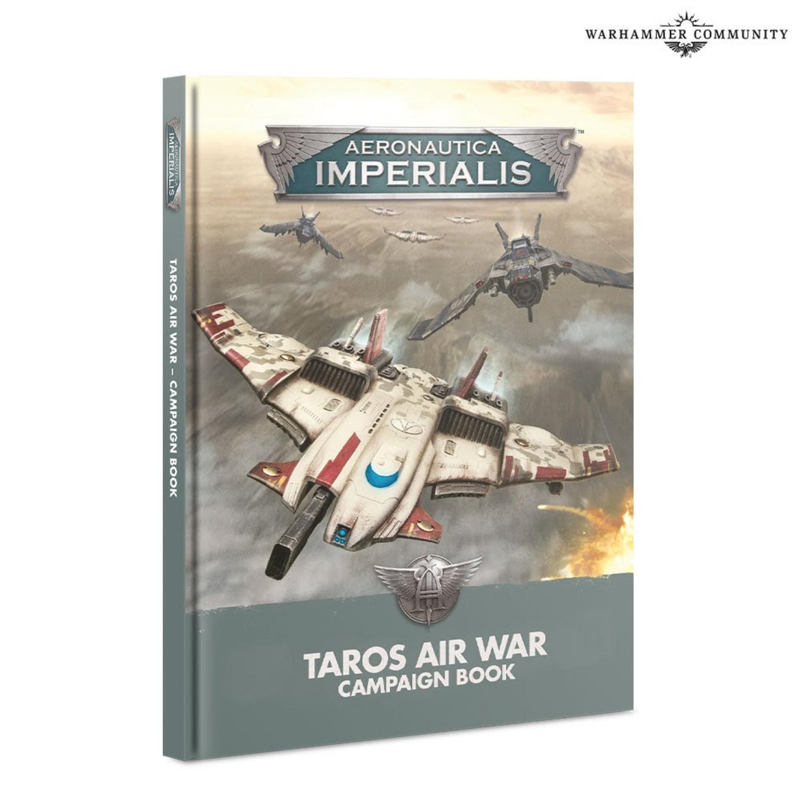 Games Workshop Aeronautica Imperialis Taros Air War