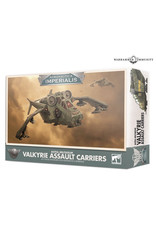 Games Workshop Aeronautica Imperialis Valkyrie Assault Carriers
