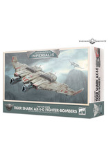 Games Workshop Aeronautica Imperialis T'AU Tiger Shark AX-1.0 Fighter Bomber