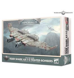 Games Workshop Aeronautica Imperialis T'AU Tiger Shark AX-1.0 Fighter Bomber