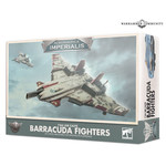 Games Workshop Aeronautica Imperialis T'AU Air Caste Barracuda Fighters