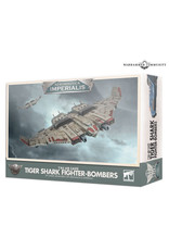 Games Workshop Aeronautica Imperialis T'AU Tiger Shark Fighter Bombers