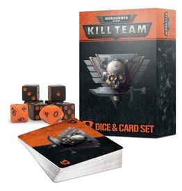 Games Workshop Kill Team Dice & Card Set