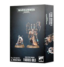 Games Workshop Chaos Space Marine Fabius Bile