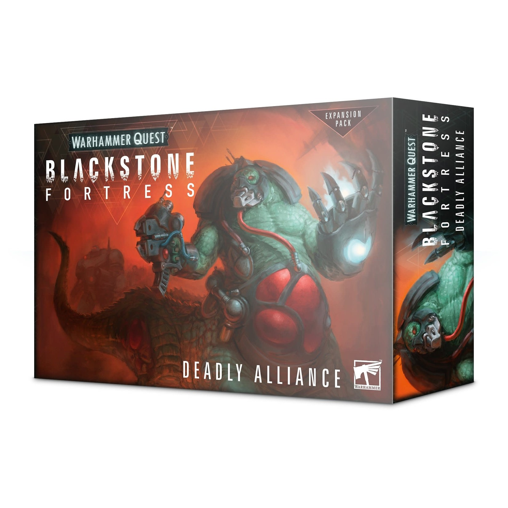Games Workshop Blackstone Fortress Deadly Alliance