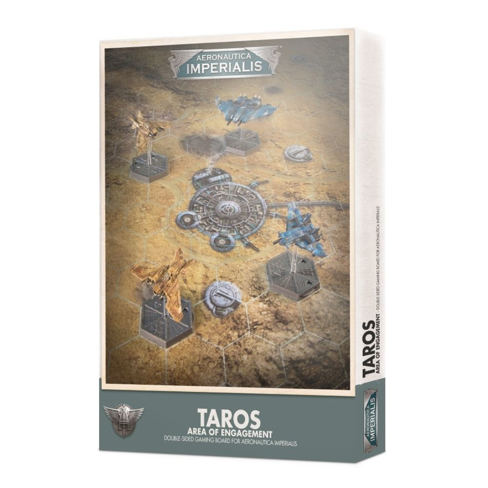 Games Workshop Aeronautica Imperialis: Taros Age of Engagement