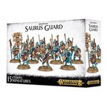 Games Workshop Seraphon Saurus Guard