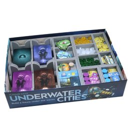Folded Space Folded Space Underwater Cities & Expansion