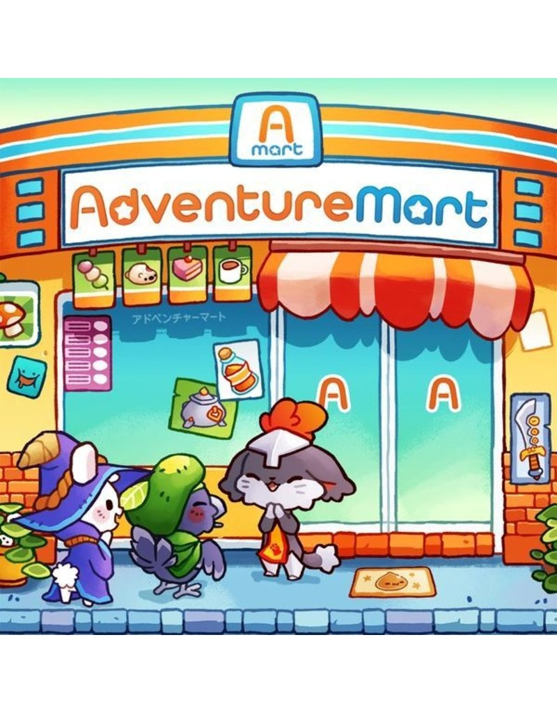 Asmodee Studios Adventure Mart