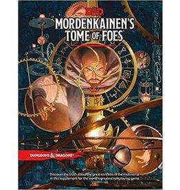 WOTC D&D D&D Mordenkainen's Tome of Foes