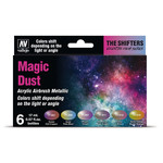 Acrylicos Vallejo The Shifters Set Magic Dust