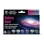 Acrylicos Vallejo The Shifters Set Galaxy Dust