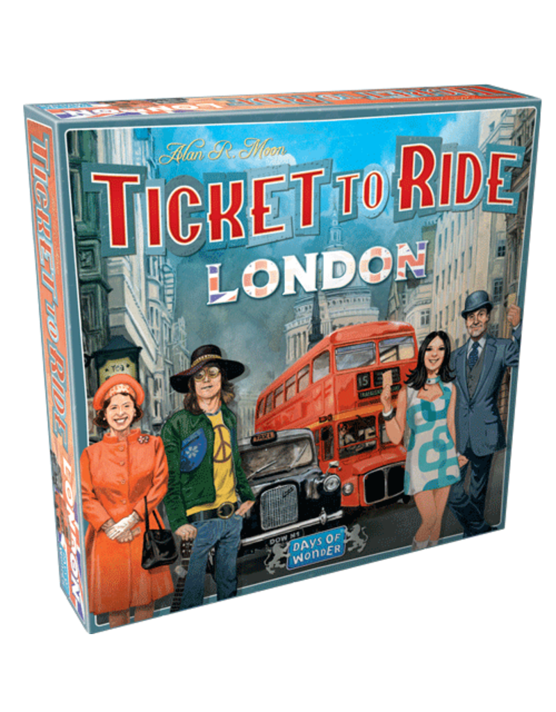 Days of Wonder Ticket to Ride London