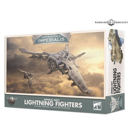 Games Workshop Aeronautica Imperialis Navy Lightning Fighters