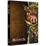 Wyrd Miniatures Malifaux 3E Bayou Faction Book