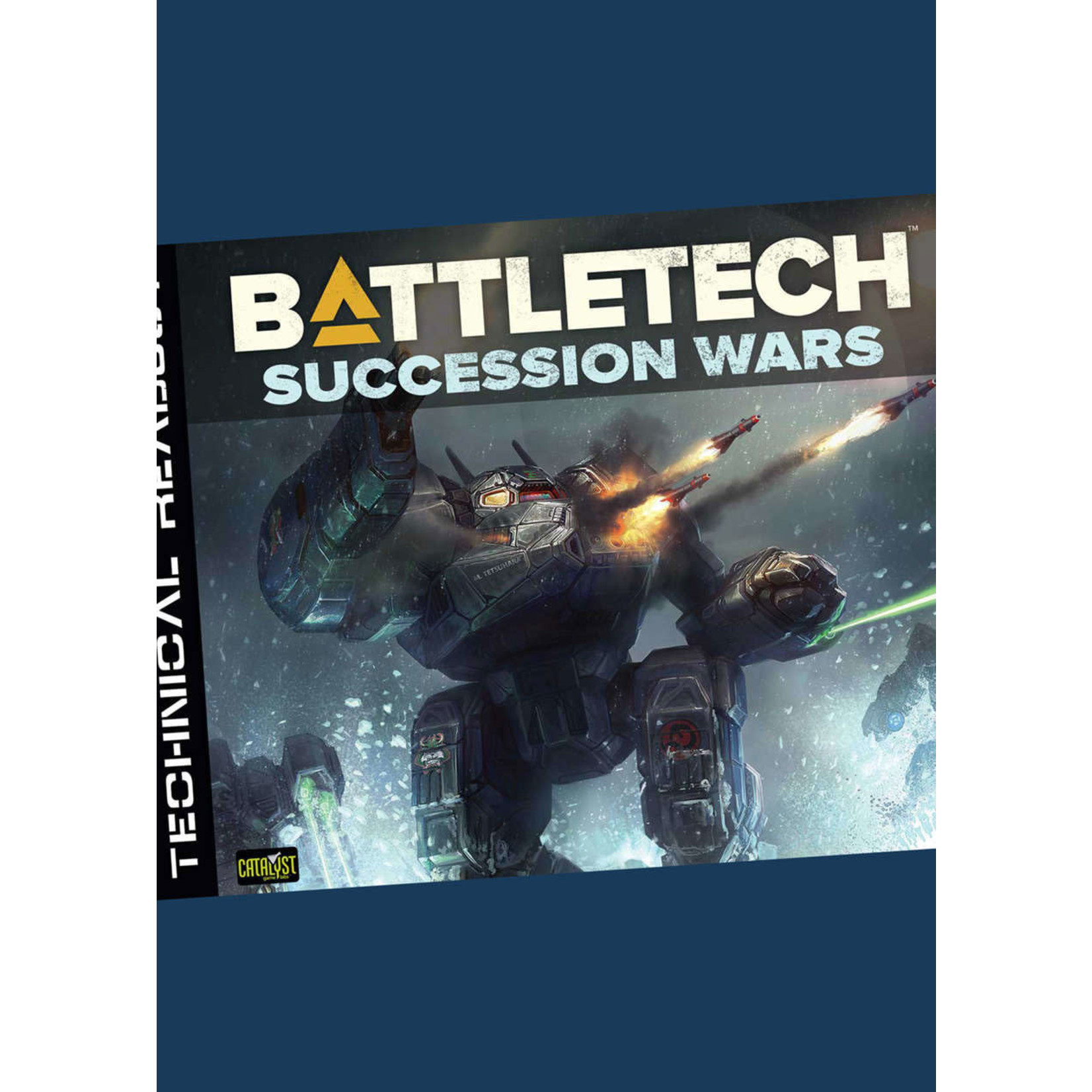 Catalyst Game Labs BattleTech: Technical Readout Succession Wars