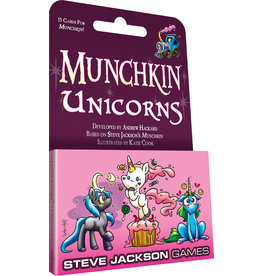 Steve Jackson Games Munchkin Unicorns