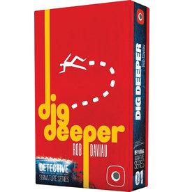 Portal Games Detective Dig Deeper Expansion
