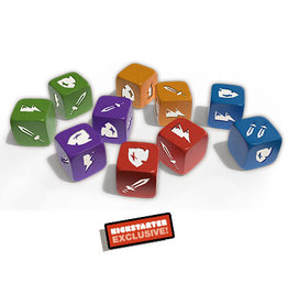 CMON Color Dice Pack Munchkin Dungeon KS