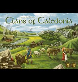 Karma Games Clans of Caledonia