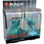 WOTC MTG MTG Core 2021 Collector Booster Display