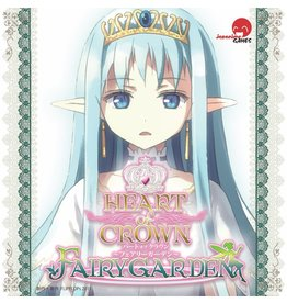 Japanime Games Heart Of Crown: Fairy Garden