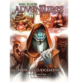 Thunderworks Games Roll Player Adventures Nefras's Judgement Expansion KS