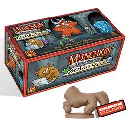 CMON Board Silly Munchkin Dungeon KS