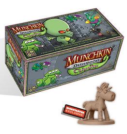 CMON Munchkin Cthulhu Munchkin Dungeon KS