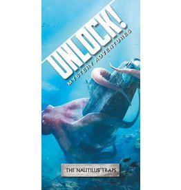Asmodee Studios UNLOCK! The Nautilus Trap DEMO